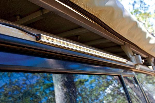 LED-camp -light -bars