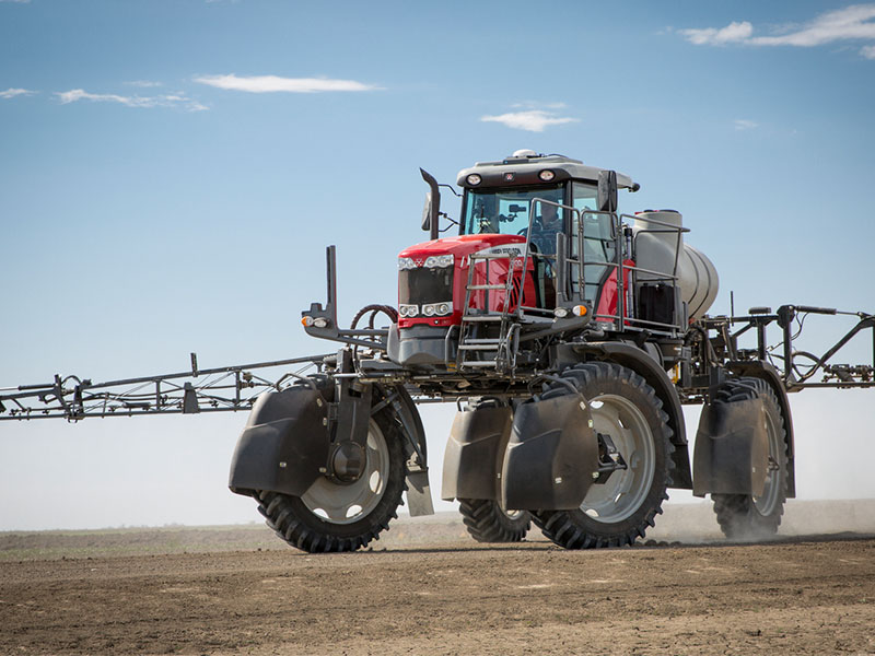 The company says the new sprayer is designed especially for operations looking for a robust, entry level sprayer