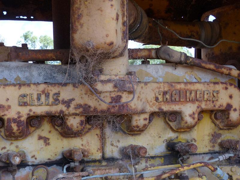 Allis -Chalmers -HD21-dozer