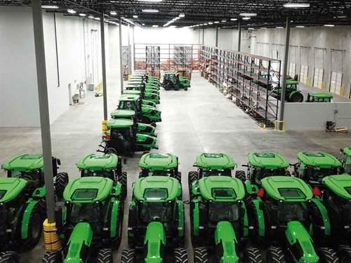 Deutz -Fahr -America -Tractors