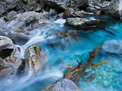 Routeburn -River