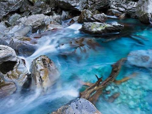 Routeburn -River