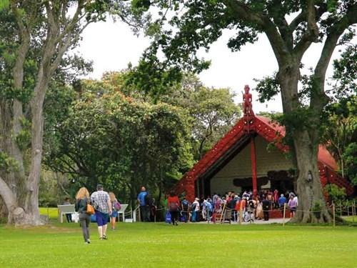 Maori -tourism