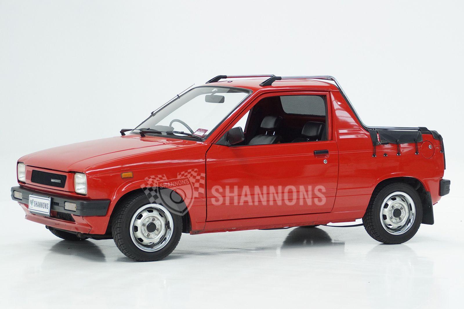 1988 Suzuki Mighty Boy