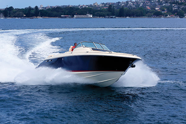 Chris -Craft -38-Launch -3