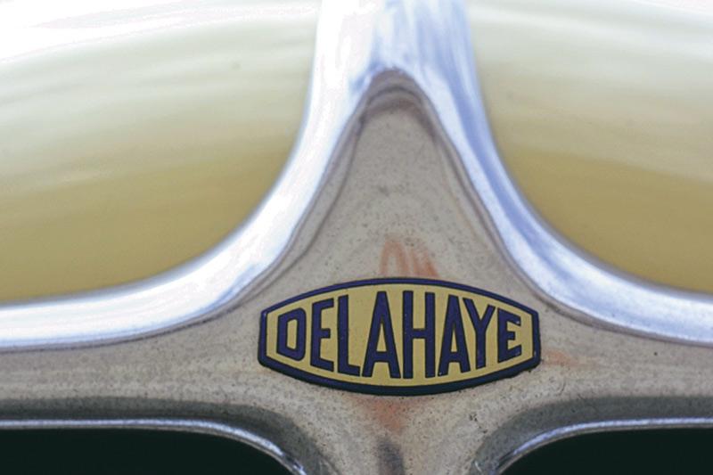 Delahaye -badge