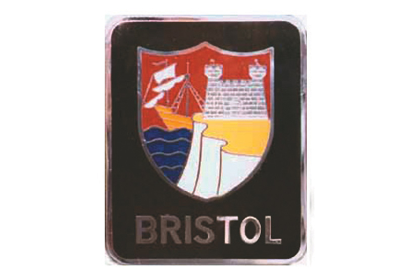 Bristol -badge