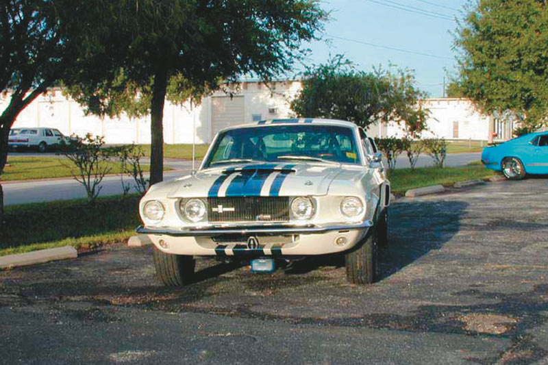 Shelby -mustang