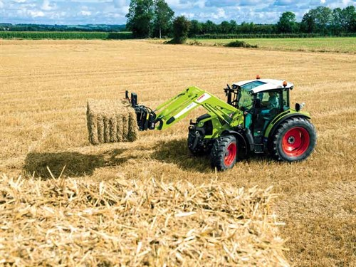 CLAAS-ARION-400