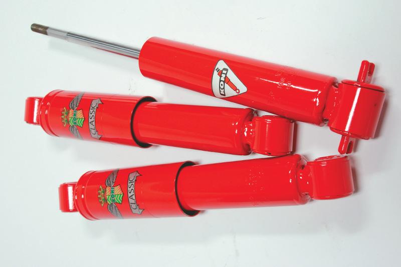 Koni -shockers