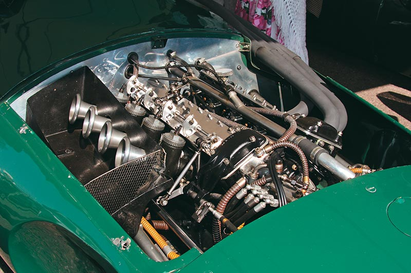 Vanwall -engine