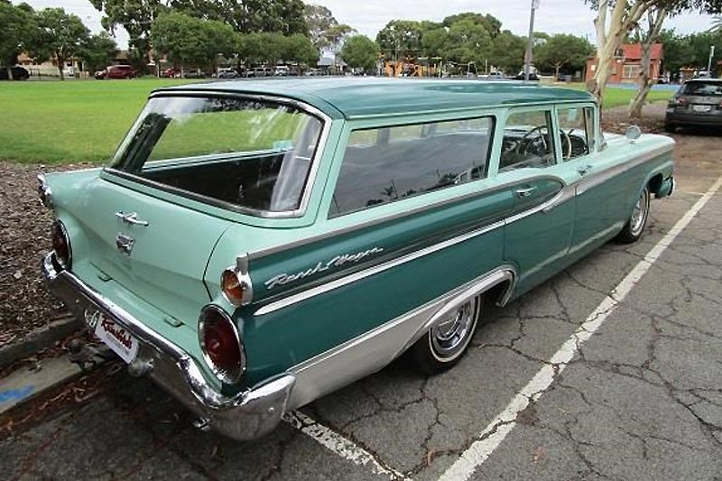Ford -ranchwagon
