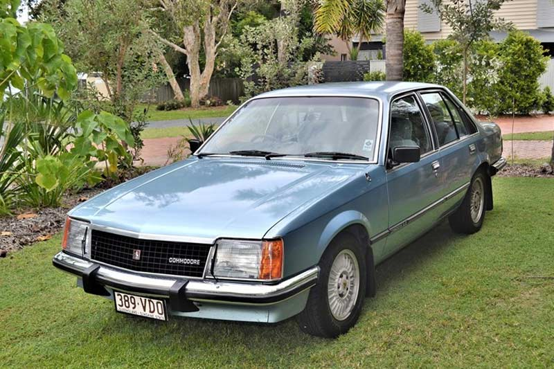 Holden -commodore -vc