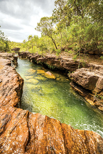 Elliot -Falls -Cape -York