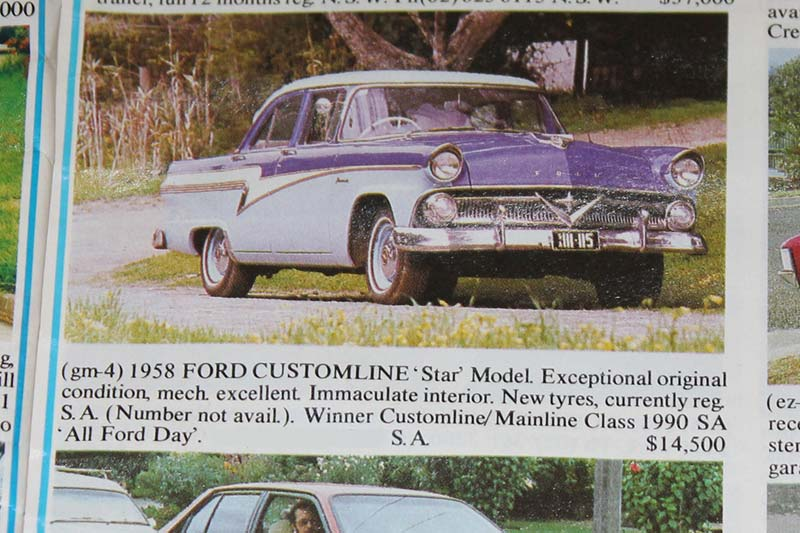 Ford -customline