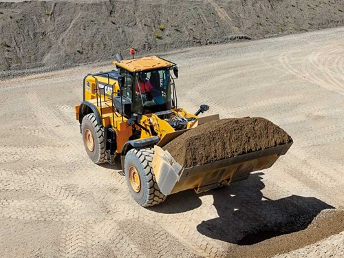 KB-Quarries -CAT-980M-Loader -091