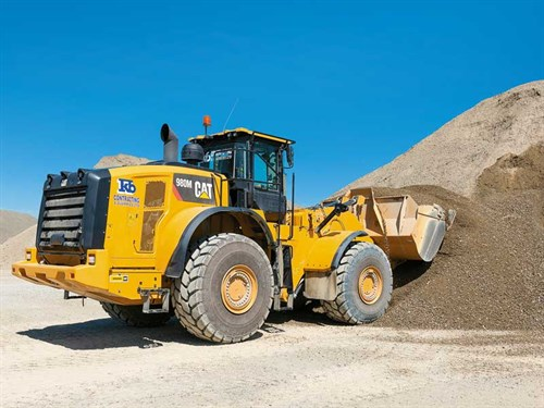 KB-Quarries -CAT-980M-Loader -013