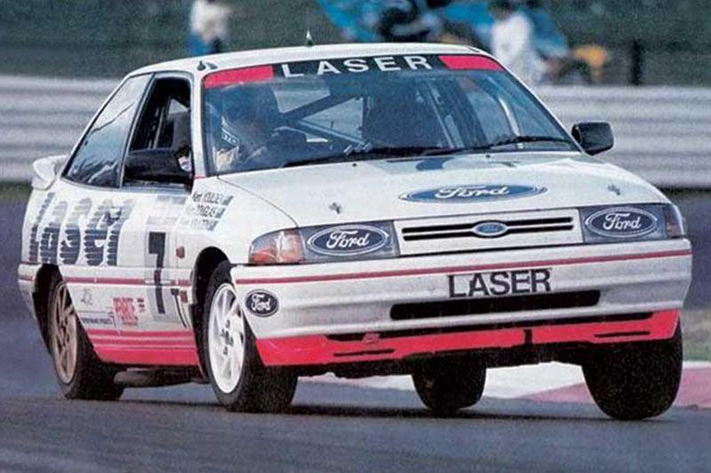 Ford -laser