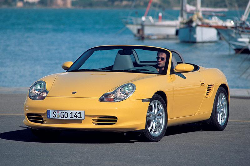 Porsche -boxster
