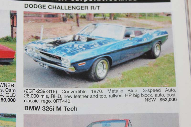 Dodge -challenger -convertible