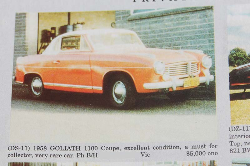 Goliath -coupe