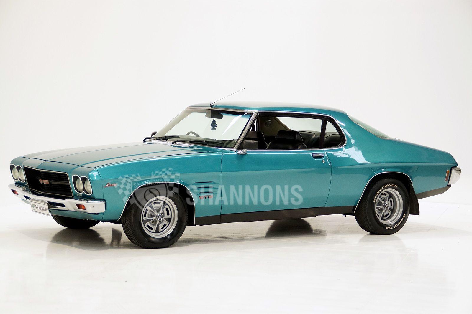 1974 Holden Monaro HQ GTS 308