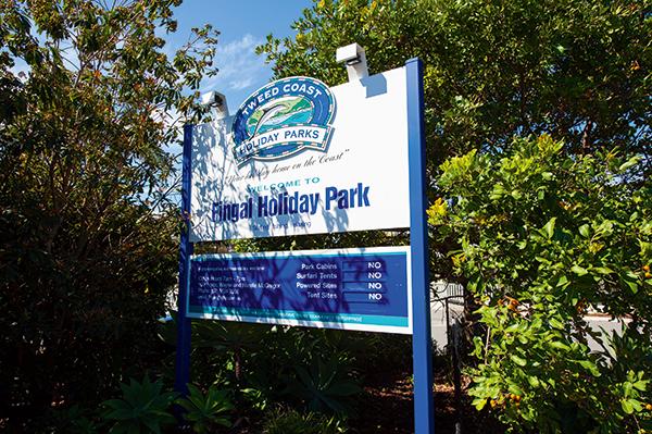 Fingal -Holiday -Park