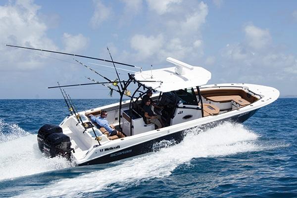 Wellcraft -302-Fisherman -1