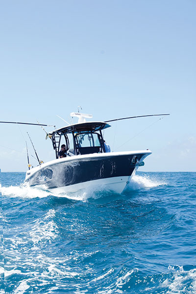 Wellcraft -302-Fisherman -11