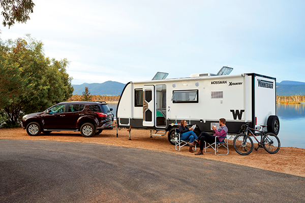 Winnebago -Mossman -X-Country