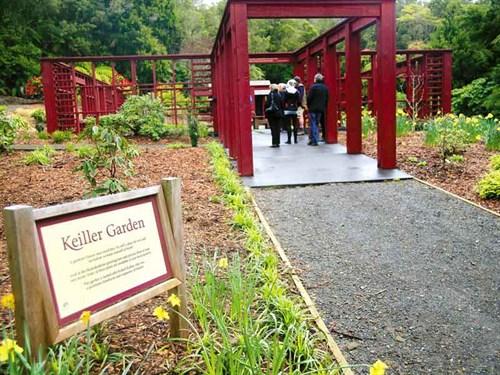 Keiller -garden