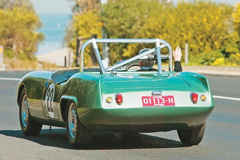 Elva -rear