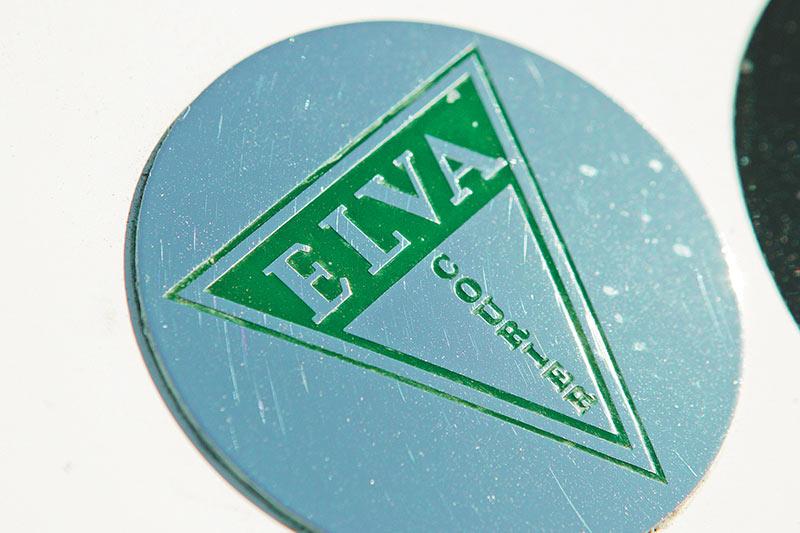 Elva -badge