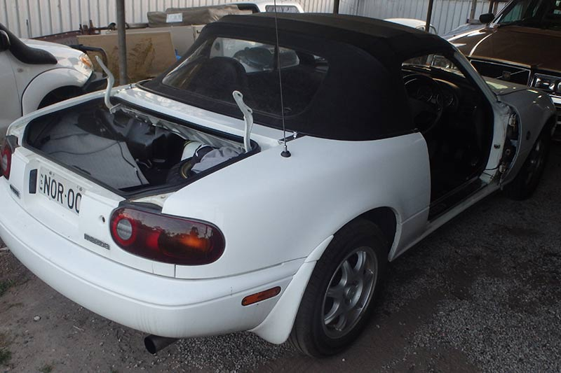 Mazda -mx 5-2