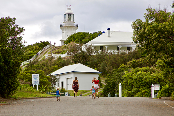 Smoky -Cape -Lighthouse