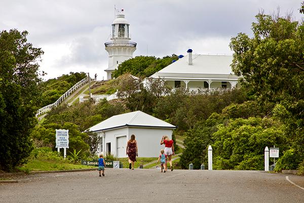 Smoky -Cape -Lighthouse