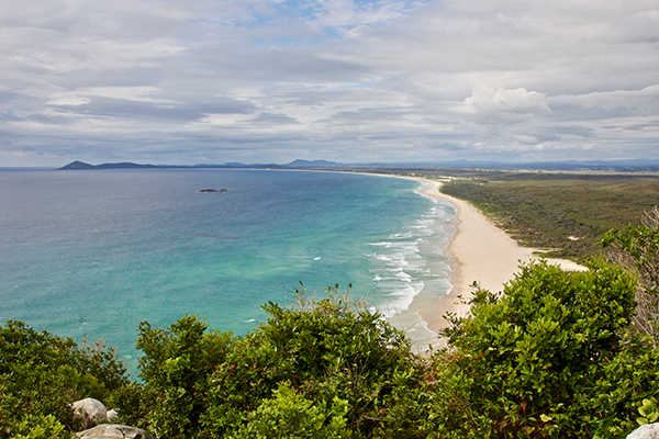 Views -back -toward -Hat -Head -NP-from -Smoky -Cape -Lighthouse