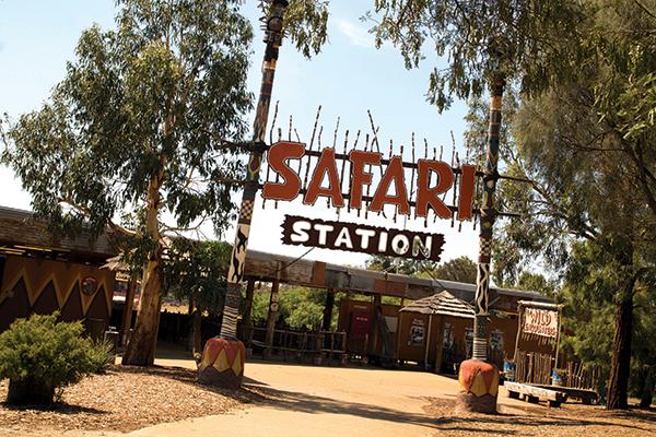 Safari -Station -at -Werribee -Open -Range -Zoo