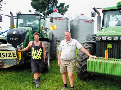 Mayfield -A-P-Show -2018-Tractor -Pull -2