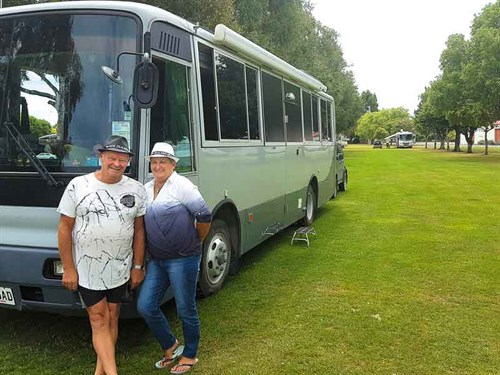 John -and -Lynette -with -their -9-metre -bus