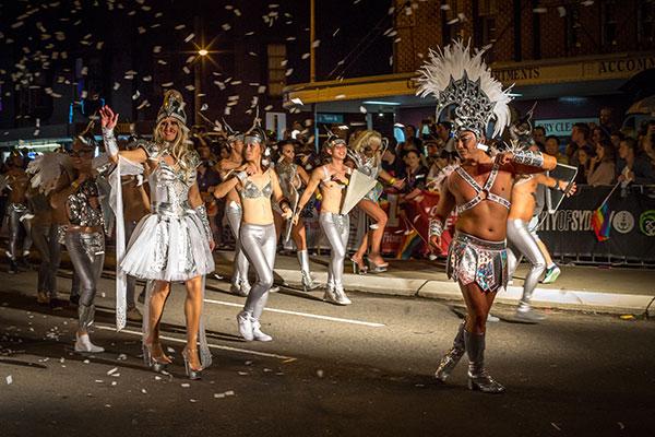 Sydney -Mardi -Gras