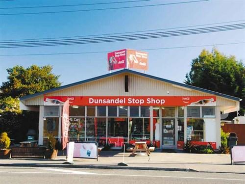 Dunsandel -Stop -Shop