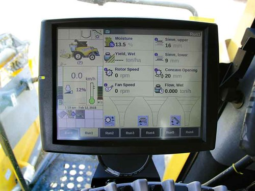 Touch -screen -monitor