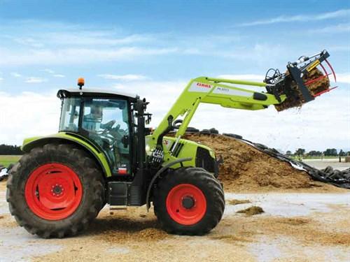 Tractor -combine