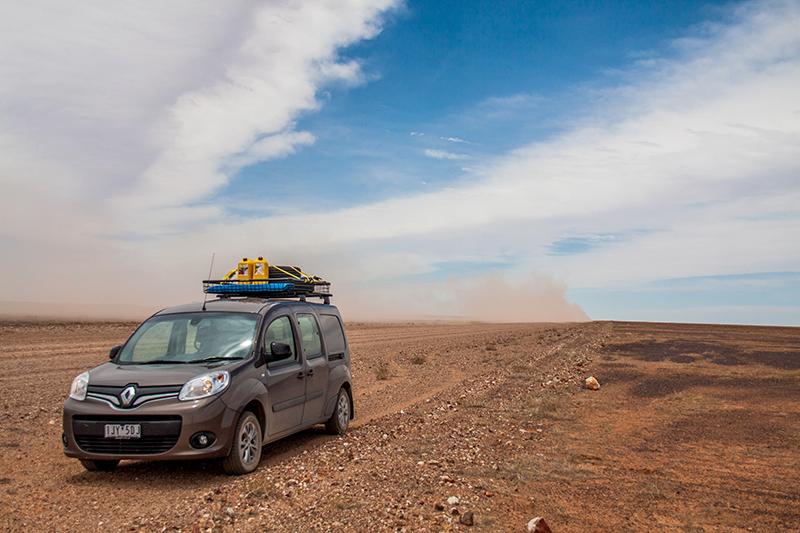 Desert Warrior - Renault Kangoo Maxi Crew | Review