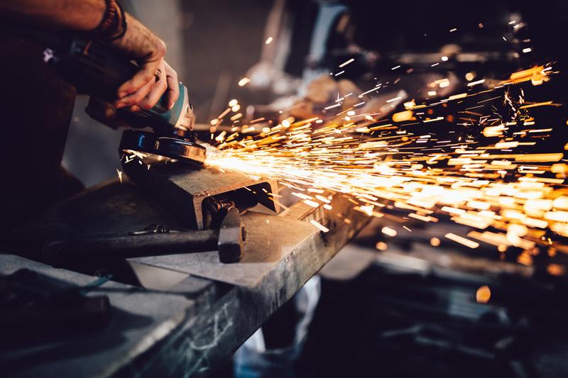 Angle -grinder -manufacturing