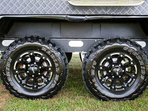 Tyres -motorhome