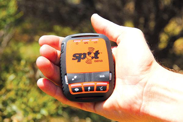 Spot -3-GPS