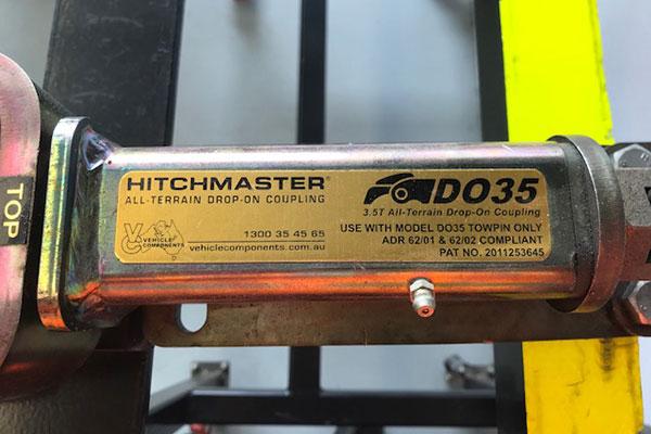 Do 35-hitch -genuine -2