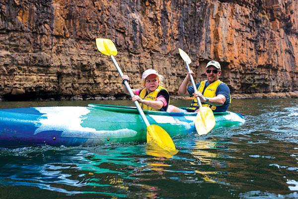 Canoeing -NT